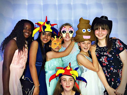 Photo booths for school proms in Essex - Moji Entertainer