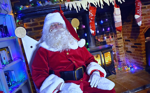 Santa Hire For Events