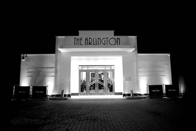 The Arlington Ballroom, Leigh On Sea, Essex