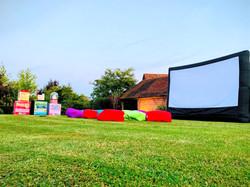 Inflatable Cinema Screen Hire Essex