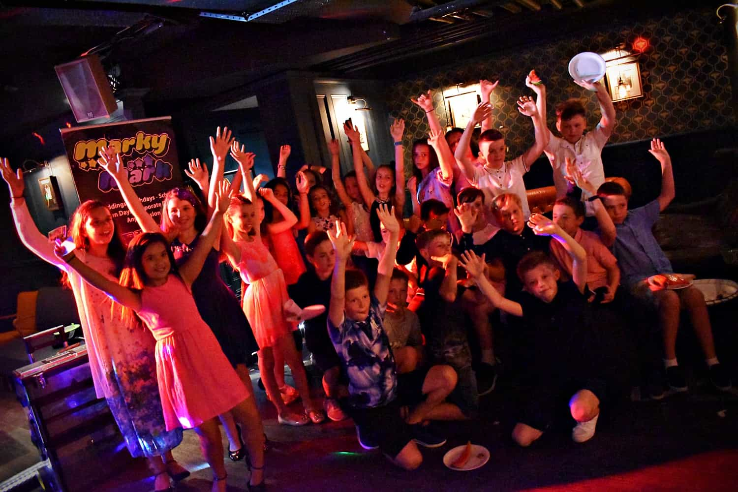 Year 6 leavers party DJ London - MMENT