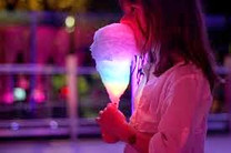 Light Up Candy Floss