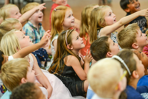 Entertainers for nurseries in Essex - Moji Entertainer