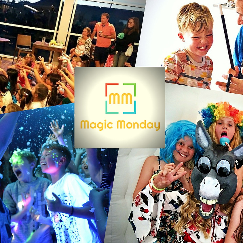 Magic Monday Easter Party