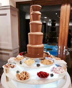 The best chocolate fountains in Essex - Moji Entertainer