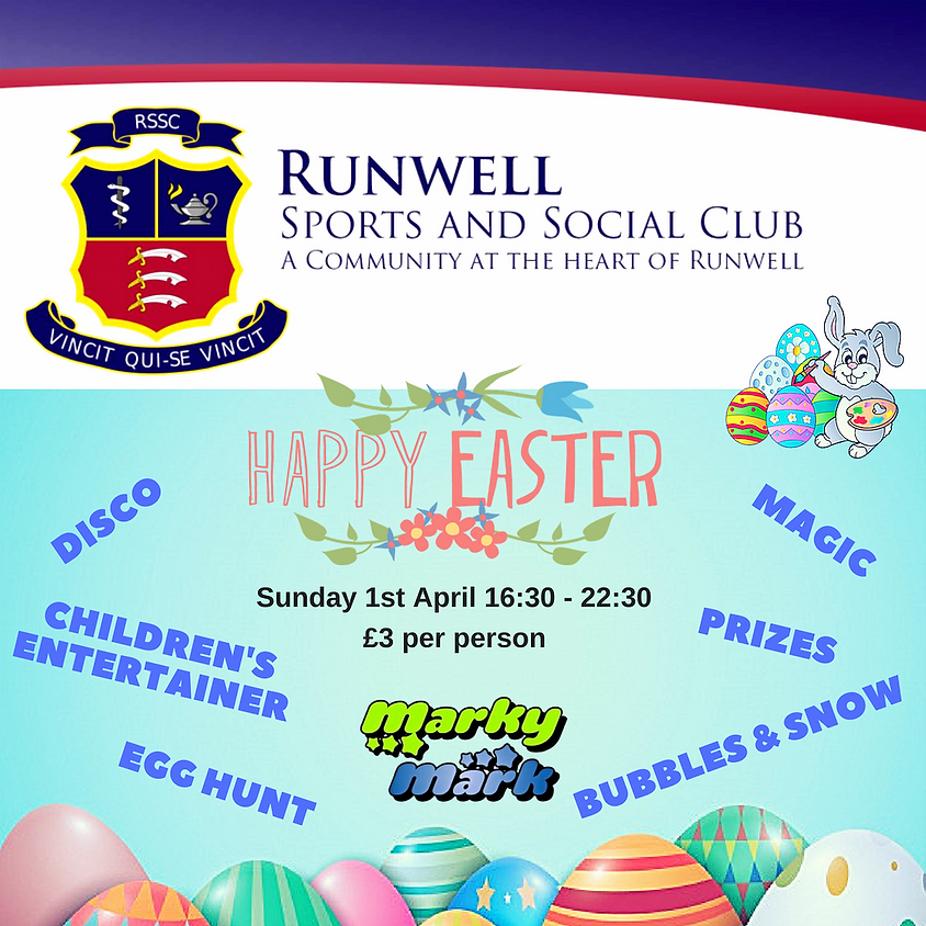 Runwell Easter Party (1)