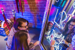 Magic Mirror Photo Booth Hire London - MMENT