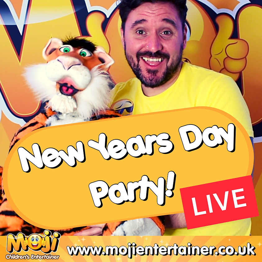 New Years Day Party!