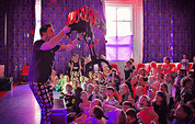 School disco entertainer in Kent - Moji Entetainer