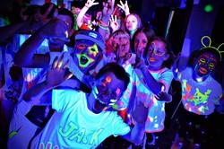 UV glow party DJ in Essex - Moji Entertainer