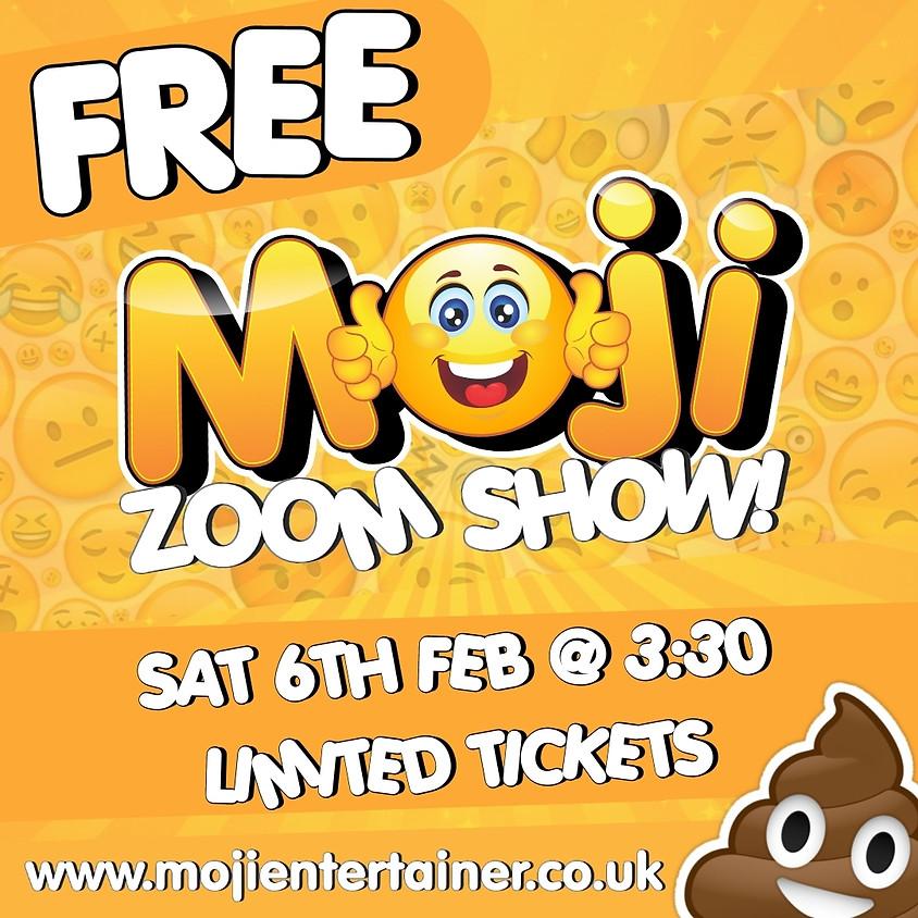 Free Moji Zoom Show!