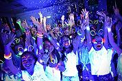 UV party in Hertfordshire - Moji Entertainer