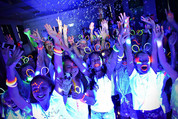 UV party in Hertfordshire - Moji Entertainer