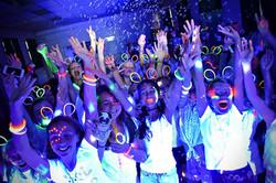 UV kids discos in Essex - Moji Entertainer