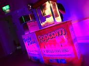 Popcorn & candy floss machines in Hertford - Moji Entetainer