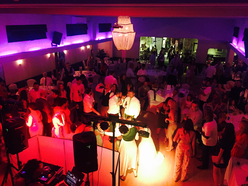 Marky Mark Disco At The Arlington Ballroom