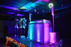 DJ and event lighting hire in Essex - MMENT