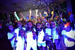 UV glow discos London - MMENT