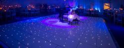 Dance floor hire in Hertford, Essex - MMENT