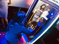 Magic Mirror Photo Booth Hire in Essex - MMENT