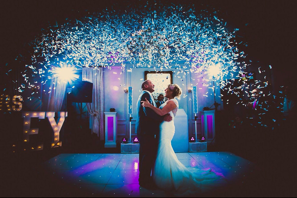 Wedding DJ in Essex, Kent, London & the South East