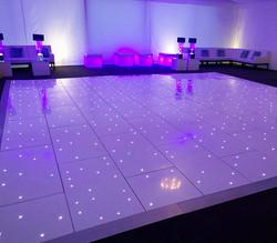 Dance floor hire in Essex - MMENT