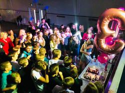 DJs for teenage discos in London - Moji Entertainer