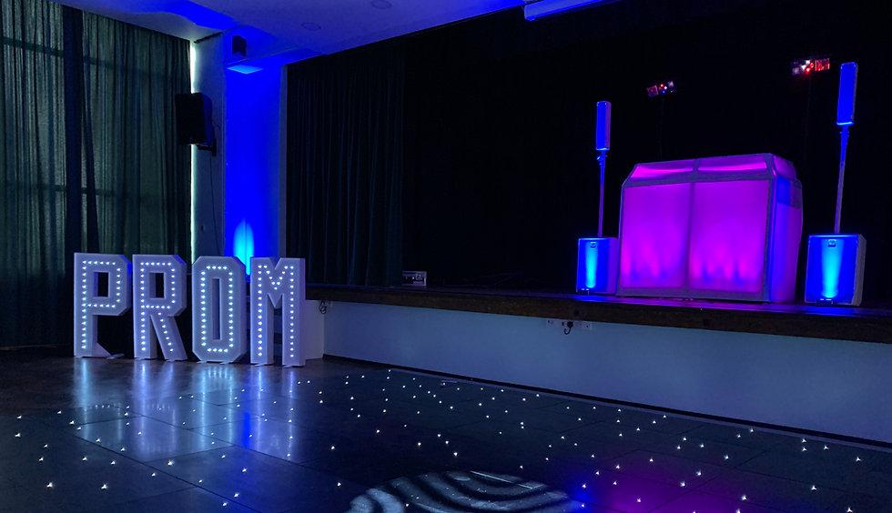 Prom DJ Hire Essex - MMENT