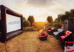 Outdoor Cinema Hire in Essex
