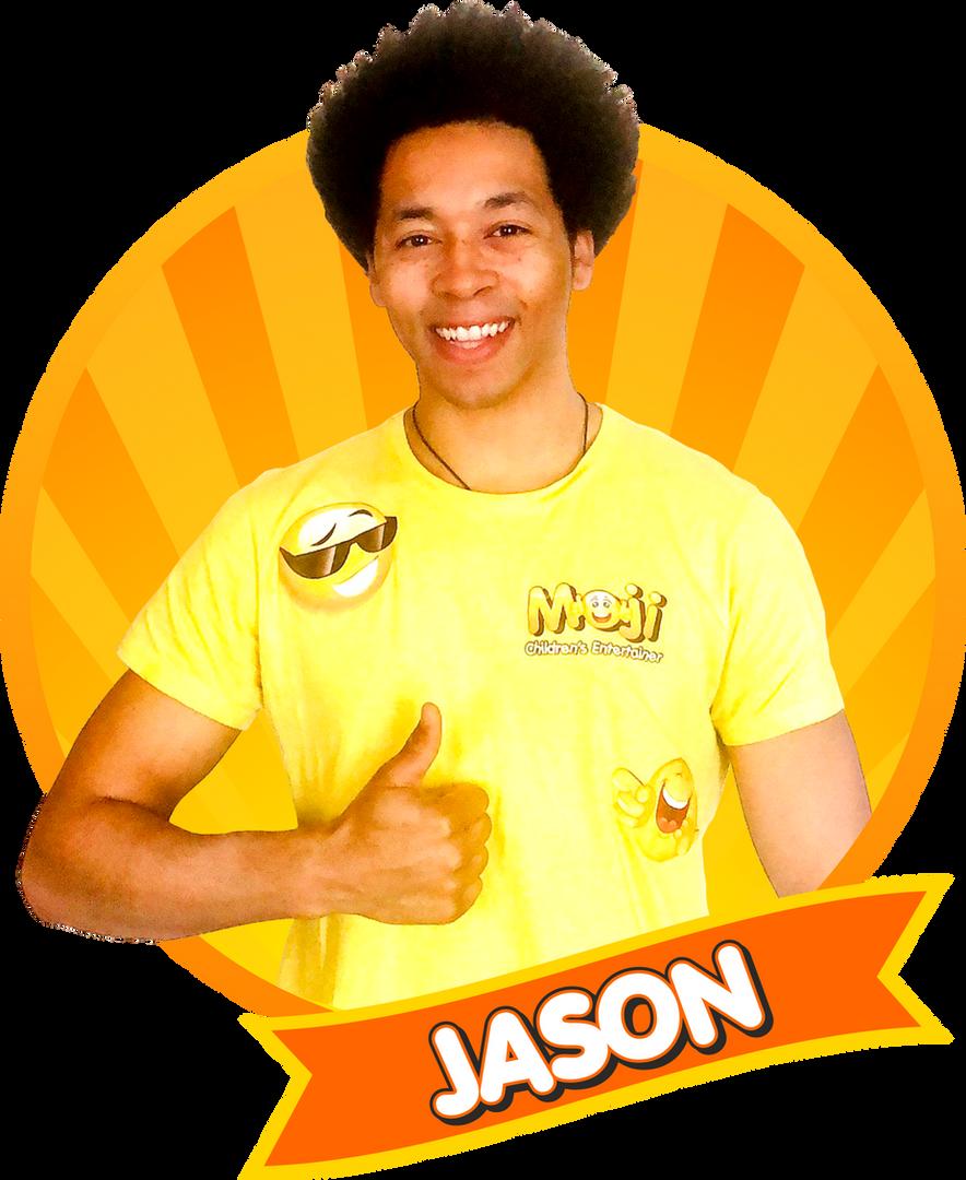 Moji Jason - Children's Entertainer London