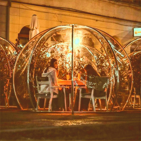 Dinning Dome Hire Essex