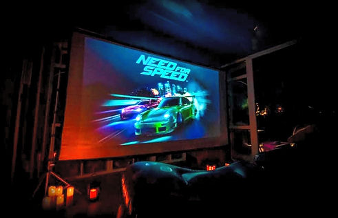Home Cinema Gaming Packages