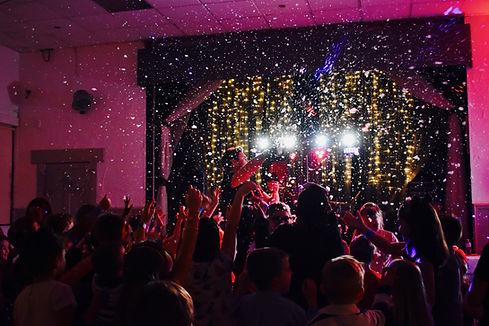 School leavers disco Essex - MMENT