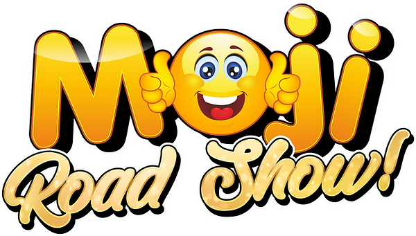 Moji Road Show Logo