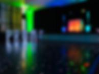 Prom Disco DJ set up - MMENT