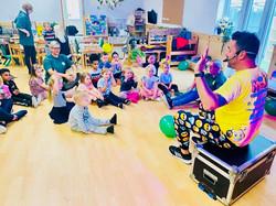 Moji Children's Entertainer Essex3