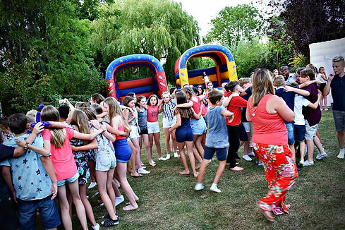 Year 6 leavers parties Essex - MMENT