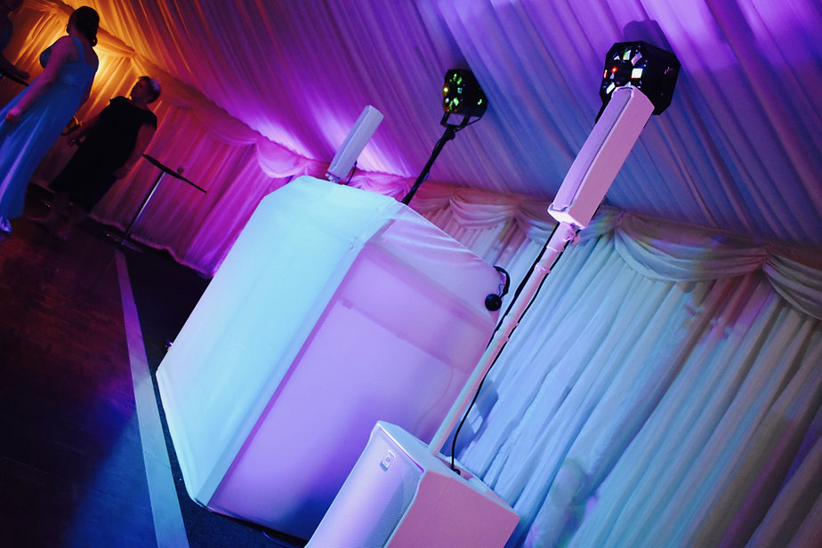 Wedding DJ in London - MMENT