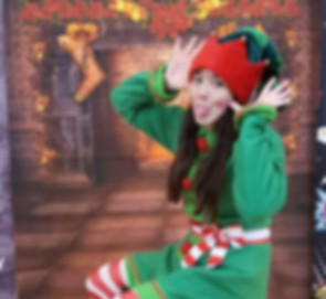 Elf visits Essex - MMENT