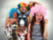 Children's photo booth hire in Essex - Moji Entetainer