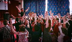 School Disco Entertainer in Essex