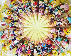 Emoji Sweet Cones