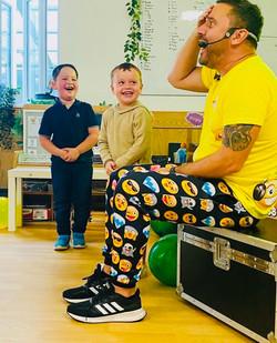 Moji Children's Entertainer Essex4