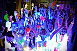 UV glow in the dark party in Essex - Moji Entertainer