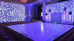 Wedding DJ and dance floor Essex - MMENT