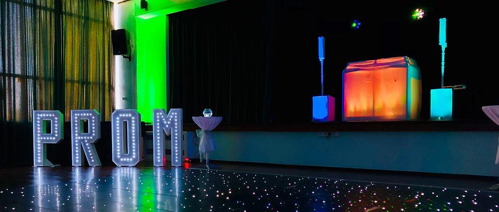 Year 11 Prom DJ in Essex - Moji Entertainer