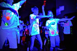 UV Glow parties in Essex -Moji Entertainer