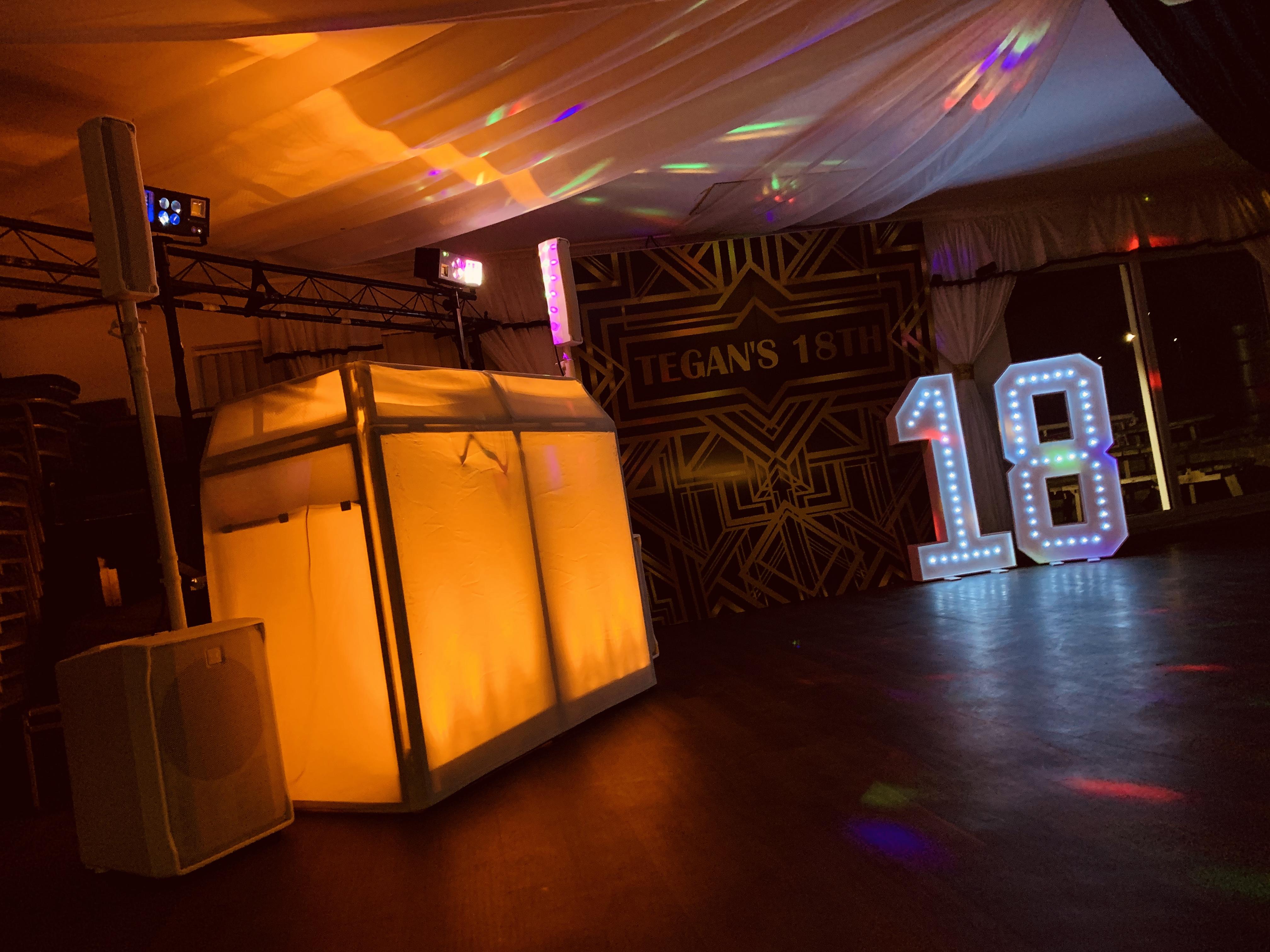 18th birthday party DJ in Essex - Moji Entertainer