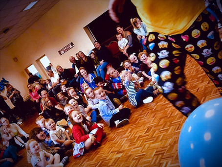 Children's Party Tips When Hiring A Children's Entertainer