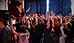 School disco entertainer Hertfordshire - Moji Entertainer
